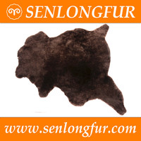 China supplier wholesale royal genuine sheep cheap furs