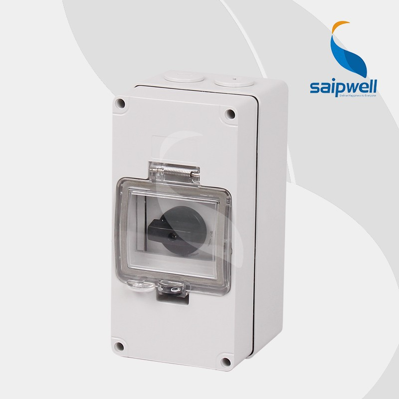 Saip / Saipwell High Quality DC Isolator Switch with CE Certification