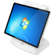 Super quality Touch Double Screen Retail POS system All in One POS Terminal