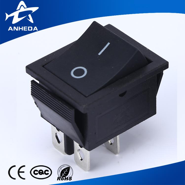 hot sale taiheng kcd4 6pin illuminated rocker switch wiring diagram