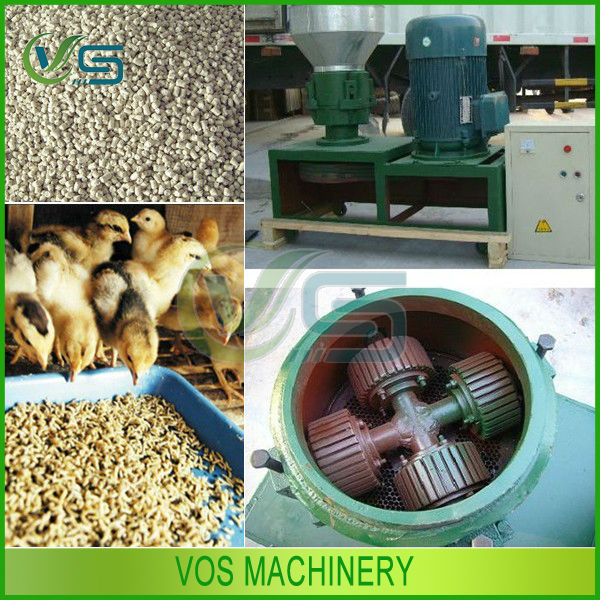 Chicken Feed Pellet Machine Or Chicken Feed Processing Machines For