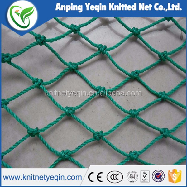 Nylon Knotless Net Sports Net Tennis Net