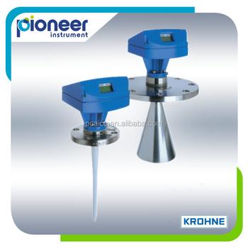 Krohne Bm70p Non-contact Radar Level Meter - Buy Bm70p Radar Level Meter  Product on Alibaba com