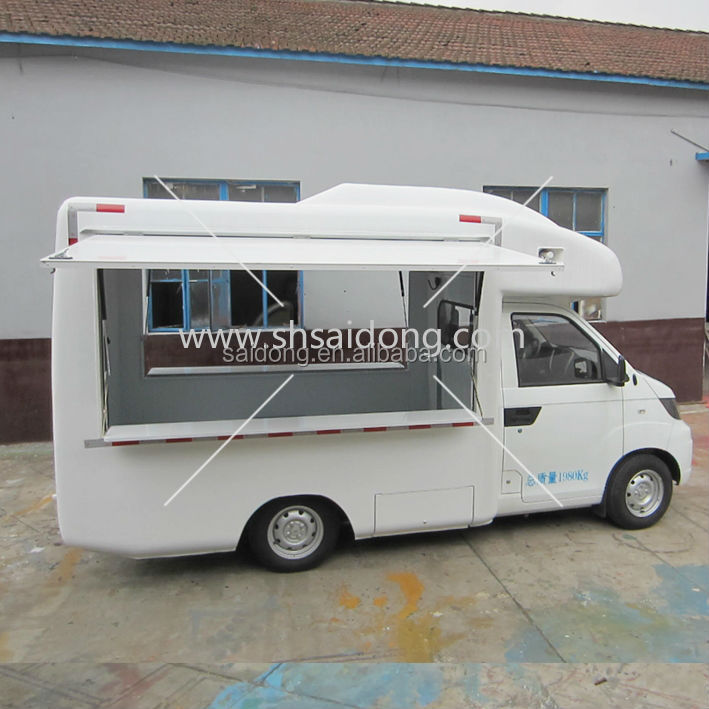 97fdfda58a New Style!!! Perfect Mobile Catering Van