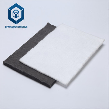 PP or polyester non-woven geotextiles price for road covering geotextiles
