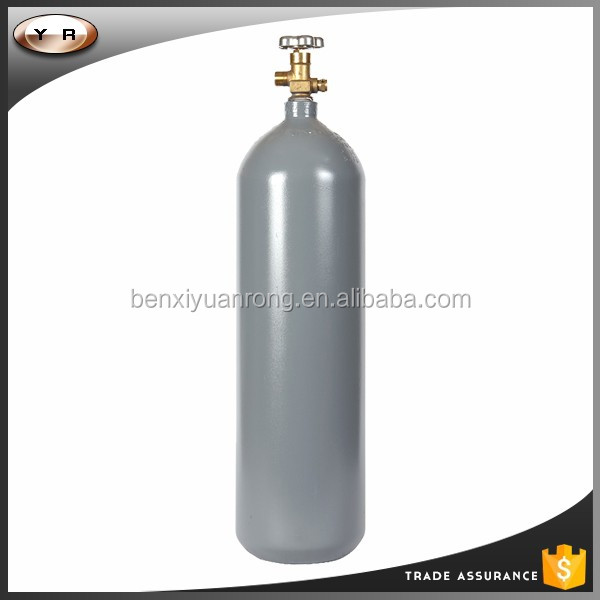 High Quality Aluminium Cylinder/co2 air tank/ empty co2 tank for sale