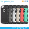 Fashion Dual Layer Hybrid Shockproof Phone Case For iPhone 7 Plus