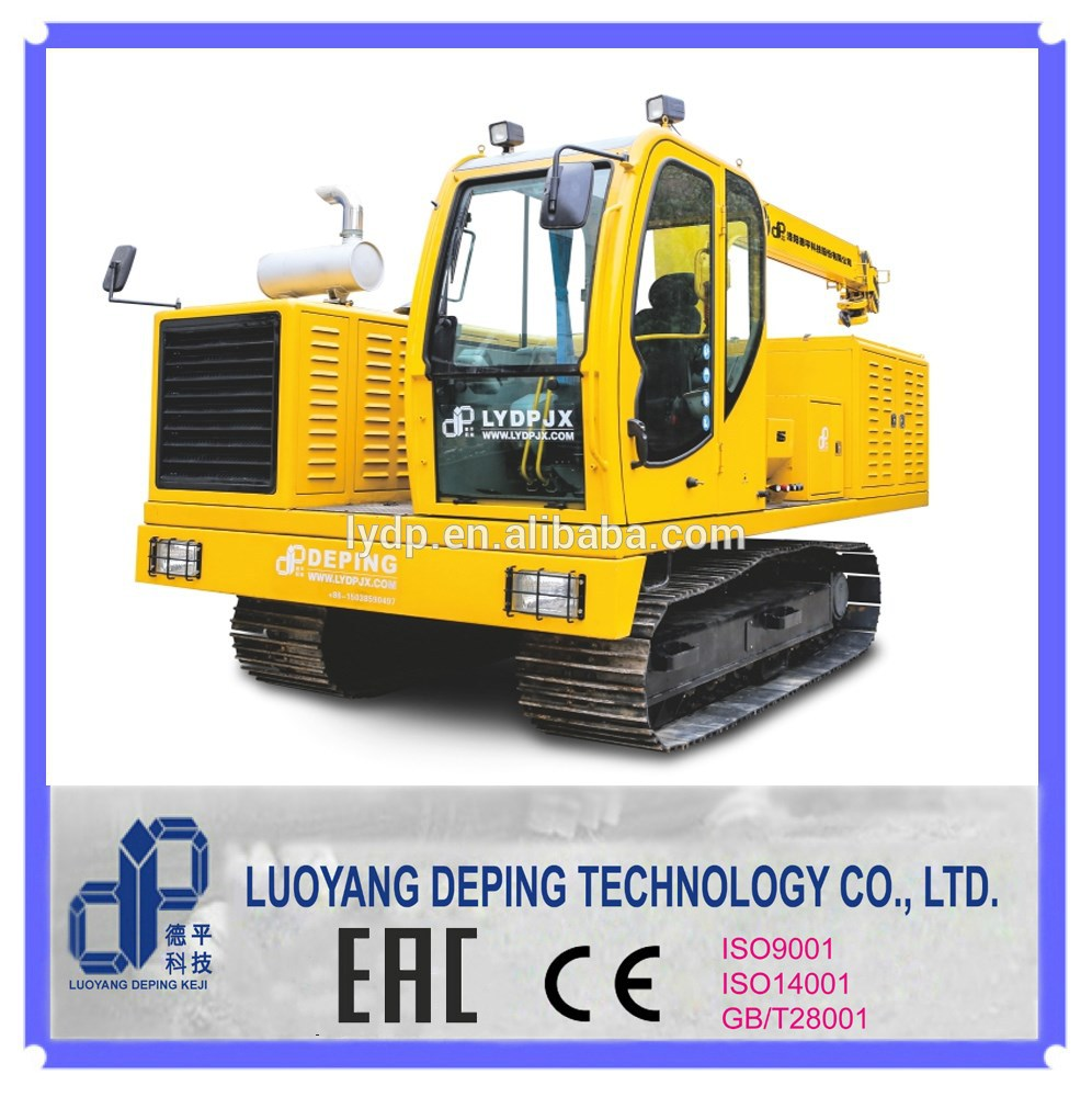 CE certified Crawler welding tractor for large diameter pipe welding