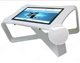 49 inch Interactive Tea /Game/Bar/Coffee smooth screen Touch table