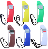 New Gourmet Folding Probe Food Catering Digital Thermometer Hand Held Thermometer