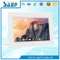 10.1 inch android wifi digital signage picture frame Android 4.4 advertising tablet