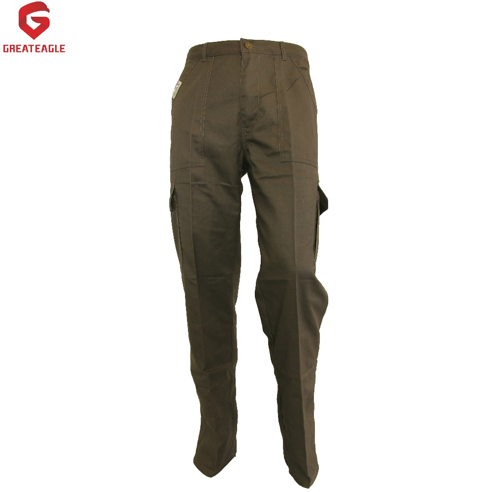 men cargo pants with 6 pockets T04