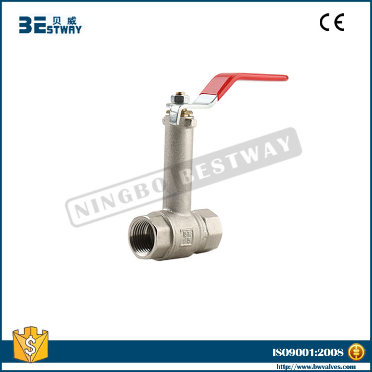 BWVA Short delivery date competitive price forged ball valve