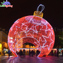 Beleuchtete Weihnachtskugeln.Aktion Geführt Ball 3m Einkauf Geführt Ball 3m Werbeartikel Und
