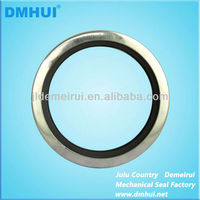 Air compressor PTFE lip rotary shaft oil seal