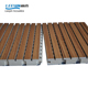 Hot sale mdf acoustic absorption plates slotted panels for building sound absorption