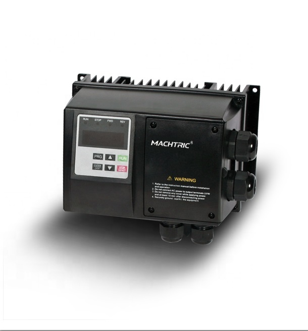 Pump Frequency Inverter IP65 Waterproof VFD/ AC Drive for Pump with High Performance