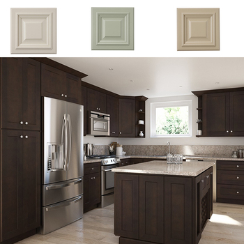 Alibaba USA Modular Cheap Kitchen Cabinets