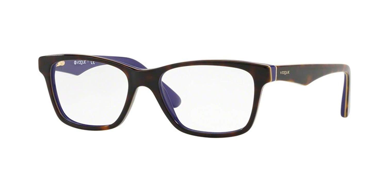 Eyeglasses Vogue VO 5218 2619 TOP BLUETTE//BLUETTE TRANSP