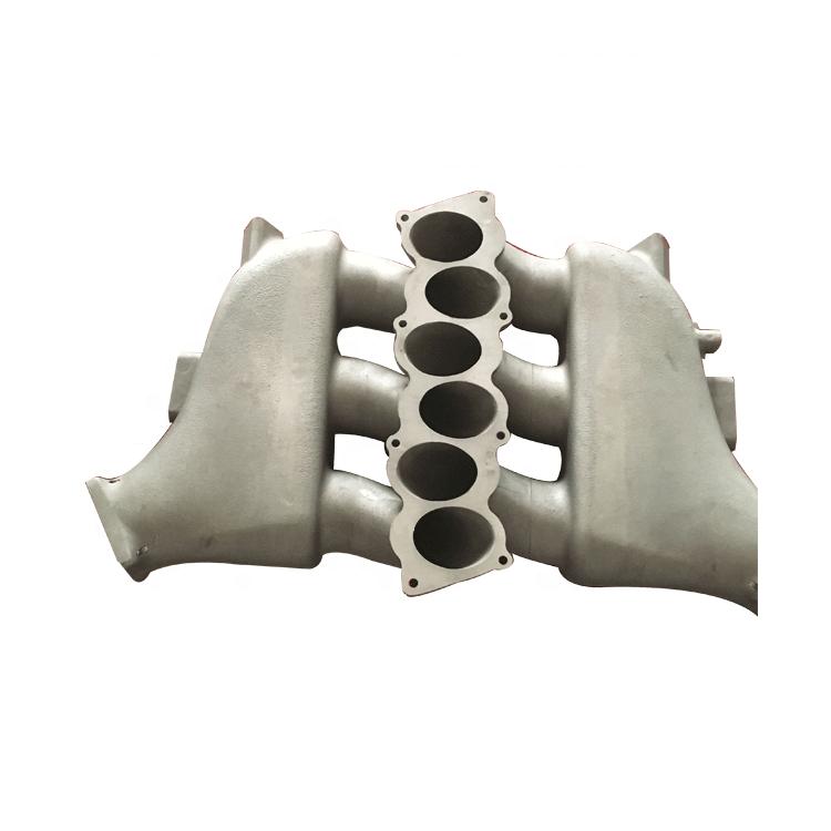 Cung cấp tùy chỉnh đúc nhôm intake manifold cho hiệu suất xe điều chỉnh