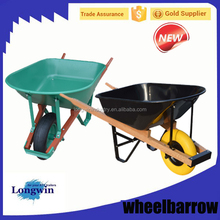 heavy duty -cu ft Steel power wheelbarrows for sale