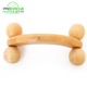 Physical Therapy Muscle Massage Roller Stick Wood