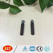 hot sale Nickel free rubber puller #7 cheap price customized logo YG slider