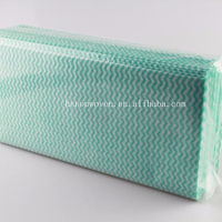Disposable Kitchen Nonwoven Cleaning Roll Wipes