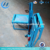 Manual clay brick making machine, cutter and extruder together