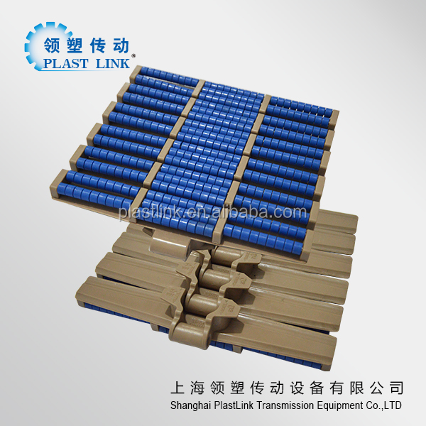 Plastic slat top chains/China Conveyor slat top chains/Food beverage industry