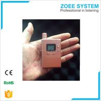Wireless radio communicate interpretation equipment for Simultaneous Interpretation system with usb port