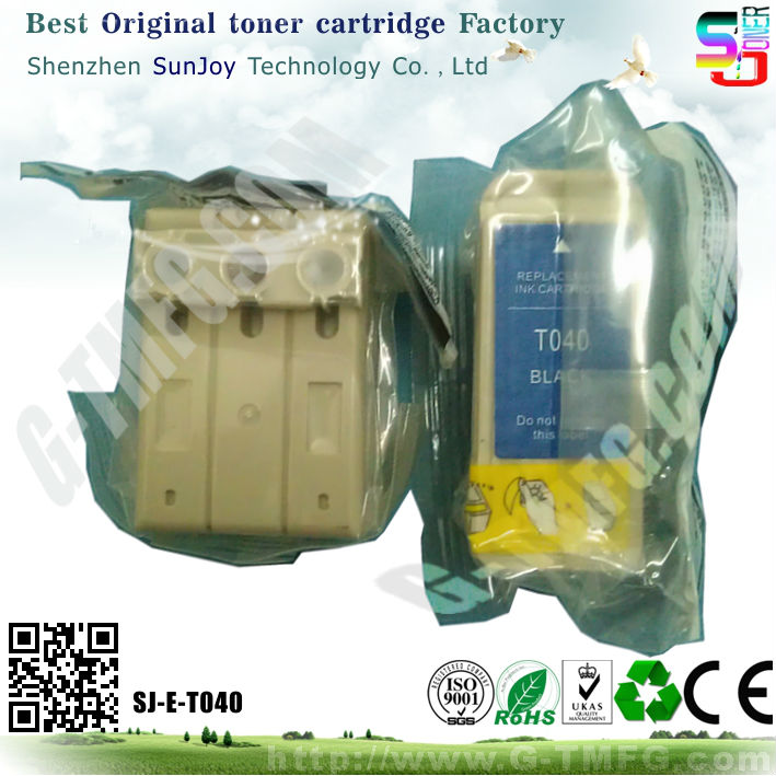 new compatible INK cartridge T040 for epson Epson Stylus C62/CX3200, CC-570L