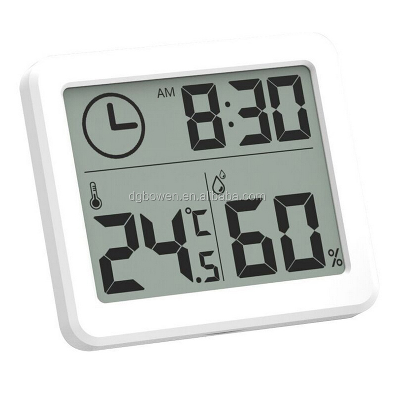 hot sale Simple smart home electronic digital thermometer and hygrometer