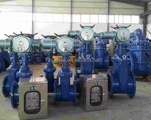 Resilient Seated flange/butt electric weld gate valve