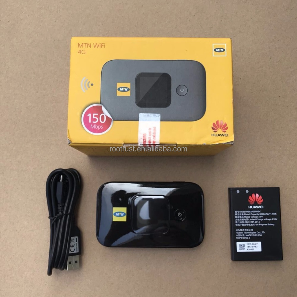 Brand New Original Huawei E5577 E5577C 150mbps 4G LTE Mobile Pocket Wifi  Router Hotspot, View 3g 4g pocket hotspot, Huawei Product Details from
