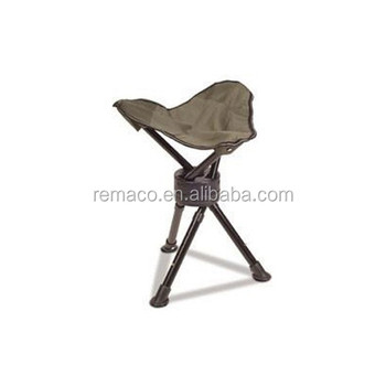 Folding Portable Hunting Stool Triangle Chair Triangle Stool with 360 Degree Swivel Action SC4354  sc 1 st  Alibaba : swivel hunting stool - islam-shia.org