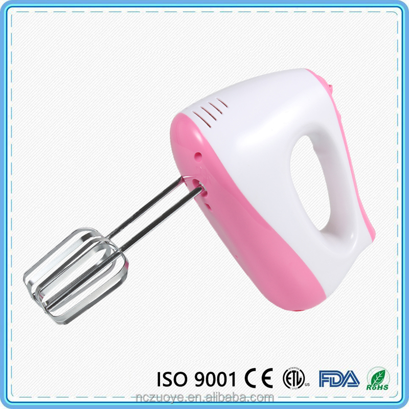 Home appliance easy control multi color 1500w food mixer