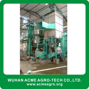 5tons capacity paddy parboiled processing plant