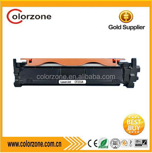 2018 New product Colorzone Compatible HP CF231A CF31A 31A Toner cartridge for user in HP laserjet Pro M206 M230