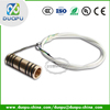 Hot runner coil nozzle heater with K / J thermocouple duopu