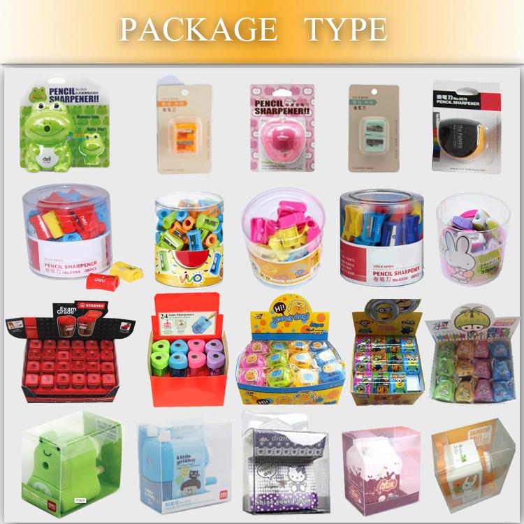 Geschäftsdrucksachen geschenke Schule gummi automatische sharpnerGroßhandel, Hersteller, Herstellungs