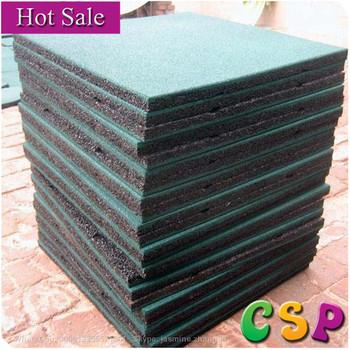Geperforeerde Rubber Mat.China Laagste Prijs Oprit Geperforeerde Rubber Matten Buy Product