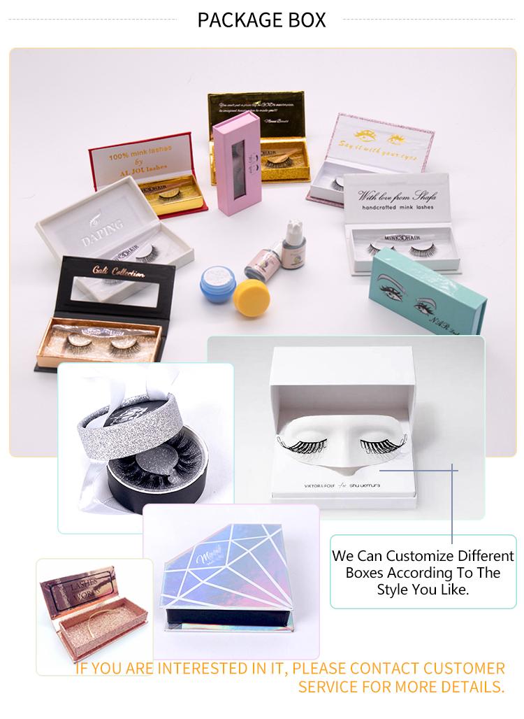 2019 चीन थोक निजी लेबल कस्टम बरौनी बॉक्स 3D रेशम Lashes, प्राकृतिक देख 3d रेशम झूठी Eyelashes