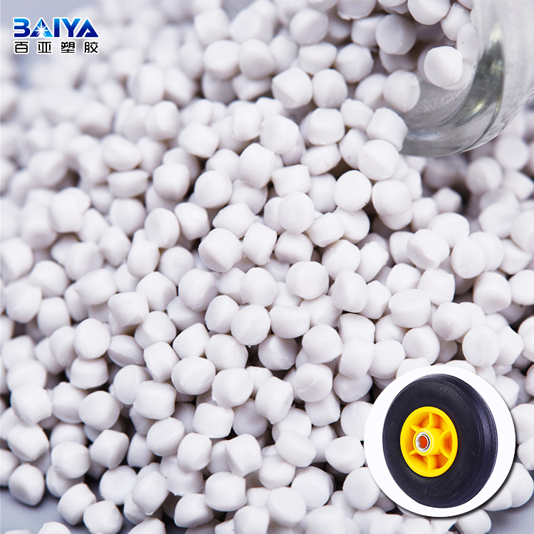TPR granule/tpr raw material for shoe sole/thermolastic rubber tpr