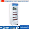 360l For Drink Beverage Wine,Cool Beers Can Electric Quiet Refrigerator Fridges Display Showcase LC-366
