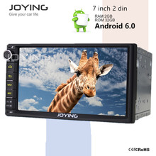 "Online Shop Chinacar Audio Estereo Double 2 Din Gps 2Din Head Unit 7"" Android 6.0 Car Stereo"