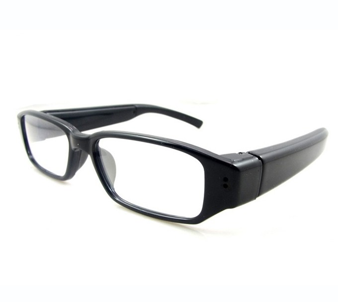HD 720P Glasses SPY Hidden Camera Eyewear Security Cam Video Recorder Camcorder Camera Eye Glasses