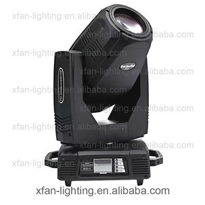 350W 17r beam spot wash 3in1 moving head stage light