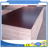 Film faced plywood sheets waterproof construction material/waterproof marine plywood