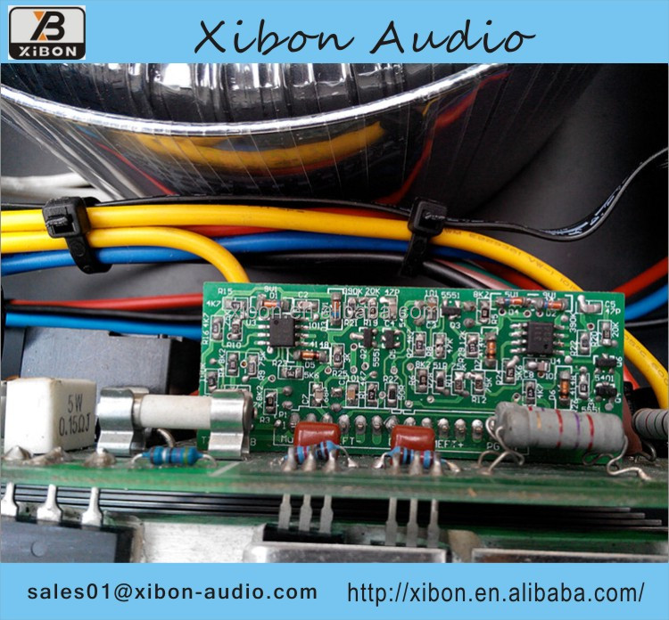 1300w2 Audio Professional Power Amplifiers With Schematic Diagram – Dj Amplifier Wiring Diagram